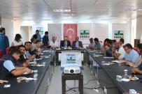 TOPRAK MAHSULLERI OFISI - Askıda Ekmek Futbol Turnuvası İçin Yozgat'ta Kura Çekimleri Yapıldı