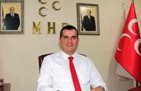 SINAV MERKEZLERİ - Aydın MHP; 'Gençlerimize Destek, Geleceğimize Destektir'