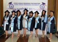 ÖĞRETIM GÖREVLISI - Aydın Sağlık Yüksekokulu Mezunlarını Uğurladı