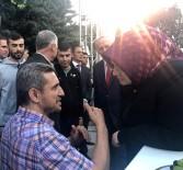 DOĞALGAZ BORU HATTI - Bakan Kasapoğlu, Azerbaycan Resepsiyonuna Katıldı