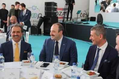 Bakan Varank Açıklaması 'Özel Endüstri Bölgelerinde Yapılacak Yatırımın Toplamı 22 Milyar TL'yi Bulacak'