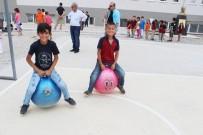 Balya'da Çocuklar Oyunla Büyüyor