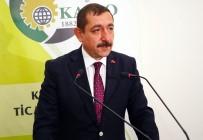 YAŞAR KARADENIZ - Başkan Vidinlioğlu Açıklaması 'Olmazsa Olmazımız Turizm'