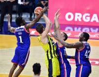 EUROLEAGUE - Basketbol Final Serisinde Sıra 4. Maçta