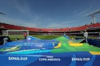 FERNANDO MUSLERA - Copa America'da Heyecan Başlıyor