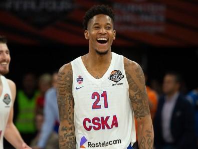 CSKA Moskova, Will Clyburn'un Sözleşmesini 3 Yıl Uzattı