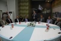 Cumhuriyet Başsavcısı Tiryaki, Bayburt'a Veda Ediyor