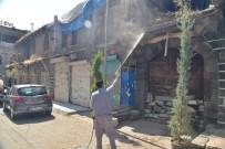 KıŞLAK - Diyarbakır'da İlaçlama Çalışmaları Devam Ediyor