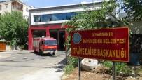 HASSASIYET - Diyarbakır İtfaiyesinden Anız Uyarısı