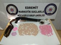 POMPALI TÜFEK - Edremit'te Uyuşturucu Ticaretine Sıkı Takip