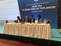JEOTERMAL KAYNAKLAR - Fuat Öndeş, Jeotermal Kaynaklı Belediyeler Birliği Toplantısına Katıldı