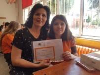 OKUL MÜDÜRÜ - Görme Engelli Öğrencinin Büyük Başarısı