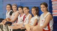 BASKETBOL - Hasketbol Gençlik Ve Spor Külübü 115 Sporcu İle 115 Resmi Maça Çıktı