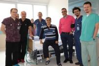 Isparta'da 57 Yaşındaki Kalp Hastası, Mitral Kapak Tamiratı İle Sağlığına Kavuştu