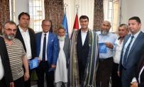 OSMANGAZI BELEDIYESI - İstanbul'da Yaşayan Türkistanlılar İstikrardan Yana