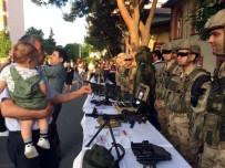 MEHTERAN TAKıMı - İstanbul İl Jandarma Komutanı Köroğlu Açıklaması 'Terörden Yakalama Sayısı Geçen Yıla Göre 4 Kat Arttı'