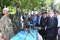 GARNİZON KOMUTANI - Jandarma Teşkilatının Kuruluş Yıl Dönümü Kutlandı