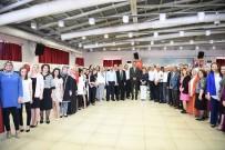GARNİZON KOMUTANI - KAR-MEK Yılsonu Sergisi Açıldı