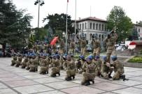 GARNİZON KOMUTANI - Kastamonu'da Jandarma Teşkilatı, Kuruluşunu Kutladı