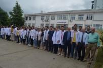 TıP FAKÜLTESI - KTÜ Tıp Fakültesi'nde Sigaranın Zararlarına Dikkat Çektiler