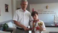 Madalya Avcısı Minik Kaan, İki Madalya Ve 1 Kupa Kazandı