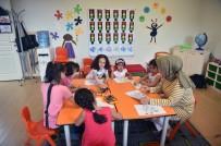 FILISTIN - Mülteciler Büyükşehir Sayesinde Meslek Sahibi Oluyor