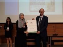 19 MAYIS ÜNİVERSİTESİ - NEÜ'lü Öğrenci Katıldığı Yarışmadan Ödülle Döndü