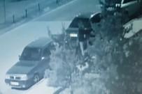 HIRSIZLIK BÜRO AMİRLİĞİ - Oto Hırsızı Sevgililer Güvenlik Kamerasında