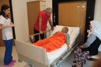 (Özel) 40 Santim Büyüyen Böbrek Laparoskopik Cerrahi İle Alındı