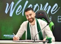 KONYASPOR - Riad Bajic Resmen Konyaspor'da
