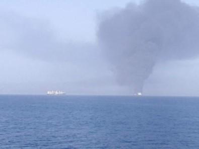 Saldırı sonrası ABD, Umman'a savaş gemisi gönderdi