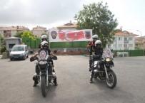 Şile'de İlçe Emniyet Müdürlüğünden Jandarma Komutanlığına Sürpriz Ziyaret