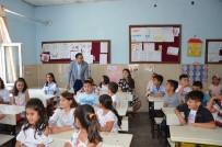 Silvan'da Öğrencilerin Karne Sevinci