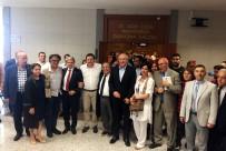 İSMAİL YILMAZ - Sözcü Gazetesi Davası Karar İçin Ertelendi
