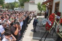 GARNİZON KOMUTANI - Trabzon İl Jandarma Komutanının Babası Konya'da Son Yolculuğuna Uğurlandı