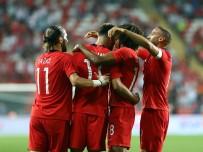 DÜNYA KUPASı - Türkiye, FIFA Dünya Sıralamasında Yükseldi