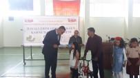 Tuzluca'da Öğrencilere Çifte Karne Heyecanı