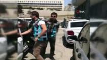 Üsküdar'da Tek Teker Üzerinde İlerleyen Motosikletli Maganda Yakalandı