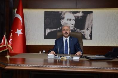 Vali Yavuz Selim Köşger'in  Babalar Günü Mesajı