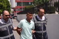 PARMAK - Yankesicilik Şüphelileri Sahte Kimlikle Yakalandılar