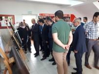 SÜLEYMAN ERDOĞAN - Yerköy Halk Eğitim Merkezi Yıl Sonu Sergisi Açtı