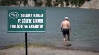 Bayburt'ta Serinlemek Amacıyla Baraj, Gölet, Su Kanalı Ya Da Regülatörlere Girmek Valilik Kararıyla Yasaklandı