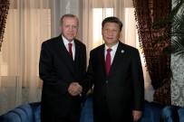 DEVLET BAŞKANI - Cumhurbaşkanı Erdoğan Çin, Rusya, Özbekistan Liderleriyle Görüştü
