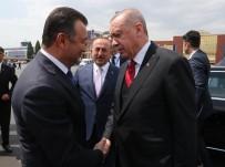 MILLI SAVUNMA BAKANı - Cumhurbaşkanı Erdoğan Tacikistan'dan Ayrıldı