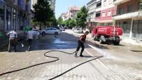 GÜZELKENT - Güzelkent'te Yaz Temizliği