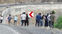 Habur Çayında Kaybolan 2 Kişiden Birinin Cansız Bedenine Ulaşıldı