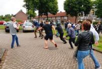 İSLAM - Hollanda'da İslam Karşıtı Eylem Yapan Wagensveld'e Tepki