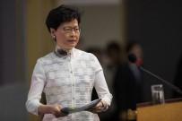 İSTİFA - Hong Kong'da Hükûmetten Geri Adım