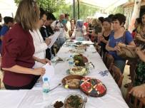 LİKYA KAŞ KÜLTÜR VE SANAT FESTİVALİ - Kadınlar Tam Altın İçin Yarıştı