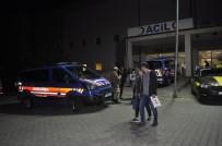 Kavgada Yaralanan Yakınlarını Ziyarete Giderken Kazada Öldü
